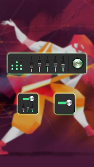 Equalizer Pro & Bass Booster screenshot 2