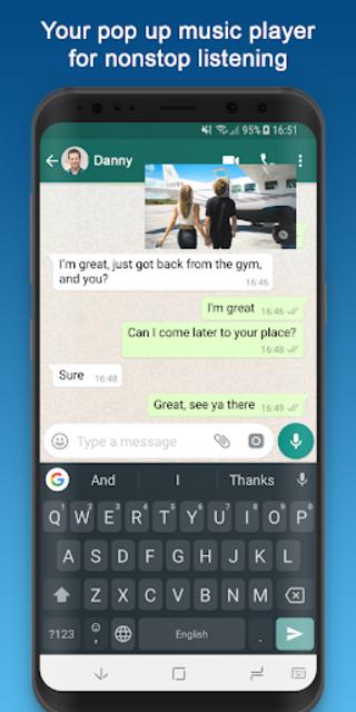 BG Player screenshot 2