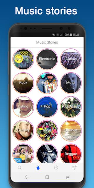 BG Player screenshot 4