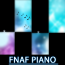 Icon for FNAF Piano Game