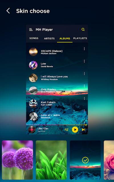 Music Player - Mp3 Player screenshot 8
