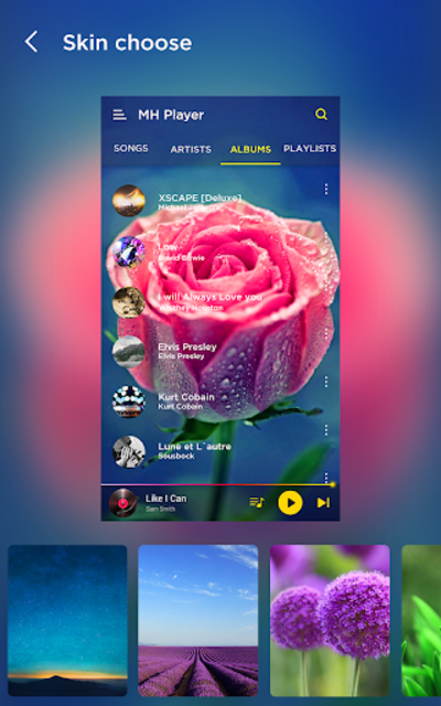 Music Player - Mp3 Player screenshot 9