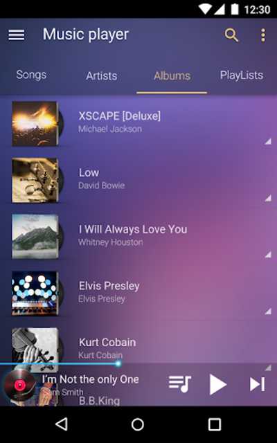 Music Player - Mp3 Player screenshot 11