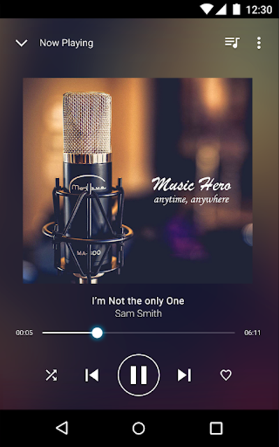 Music Player - Mp3 Player screenshot 12