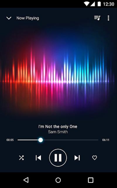 Music Player - Mp3 Player screenshot 13
