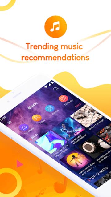 Tinkle Music Player - Enjoy Free Trending Songs screenshot 2