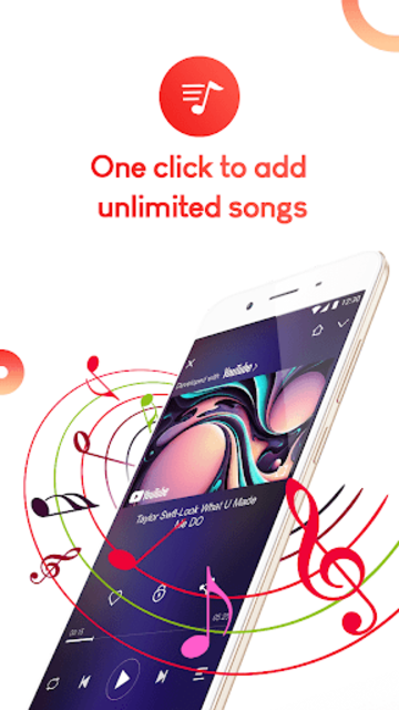 Tinkle Music Player - Enjoy Free Trending Songs screenshot 3
