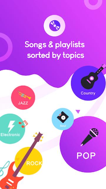 Tinkle Music Player - Enjoy Free Trending Songs screenshot 5