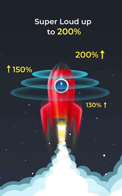 Extra Volume Booster - loud sound speaker screenshot 11