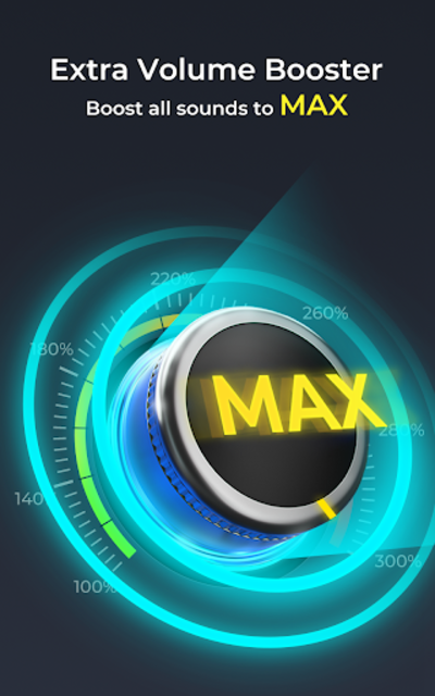 Extra Volume Booster - loud sound speaker screenshot 16
