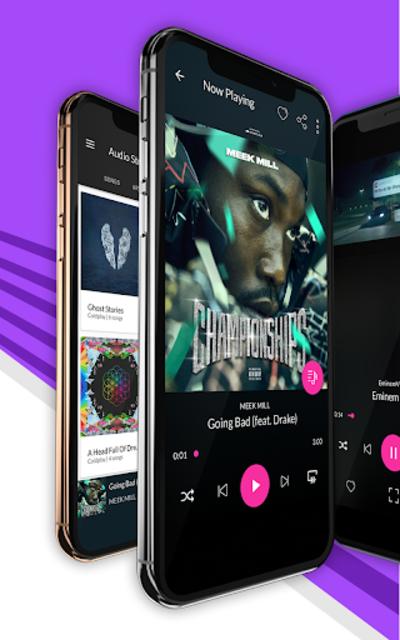 Musi - Free Music for YouTube: Stream Player screenshot 1