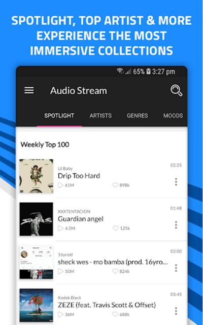 Musi - Free Music for YouTube: Stream Player screenshot 3