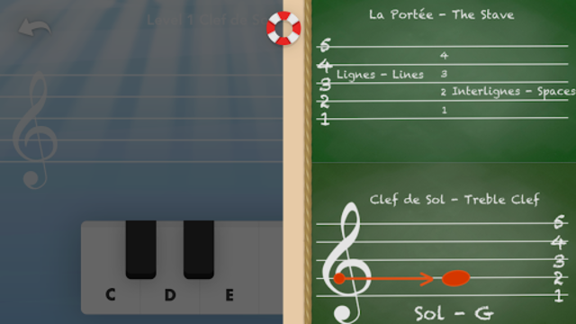 Music Crab-Learn to read music notes screenshot 5