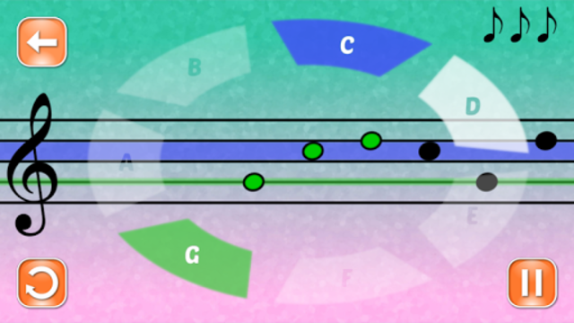 DoSolFa - learn musical notes screenshot 3