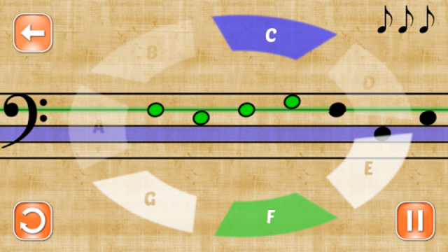 DoSolFa - learn musical notes screenshot 4