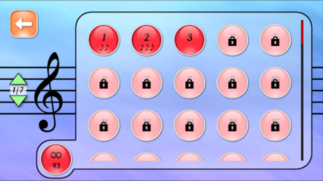 DoSolFa - learn musical notes screenshot 2