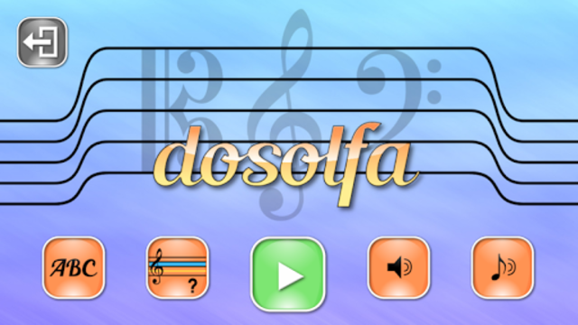 DoSolFa - learn musical notes screenshot 1