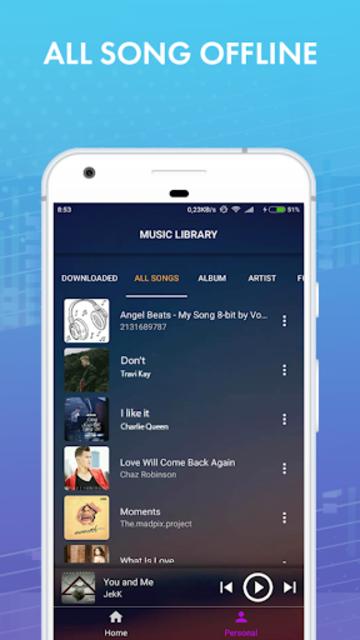 Music downloader - Best music downloader 2019 screenshot 8