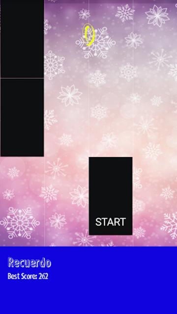 Piano JD Pantoja Magic Tiles screenshot 3