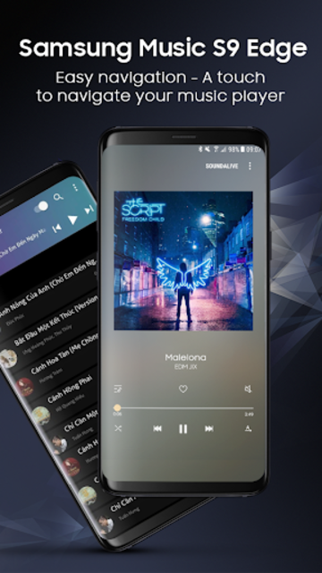 About: Music Player S9 – Mp3 Player for S9 Galaxy (Google