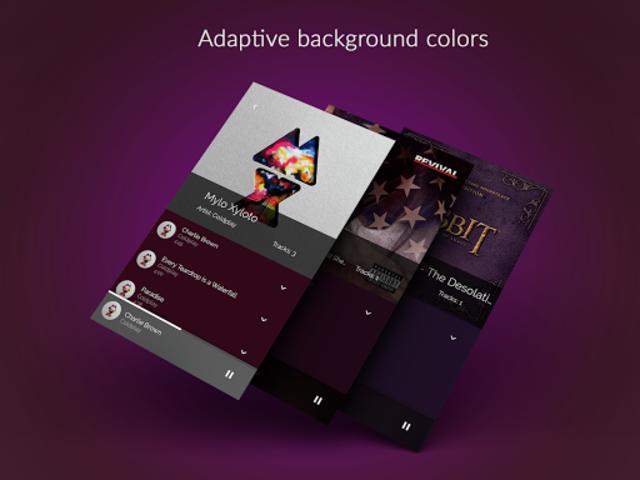 Musicana Pro Music Player screenshot 5