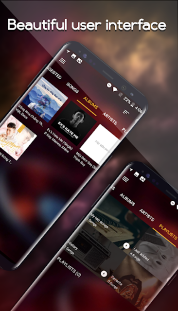 Smart Music Player for Android screenshot 14