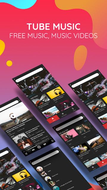 Free music for Youtube: Music Player - Video Music screenshot 1