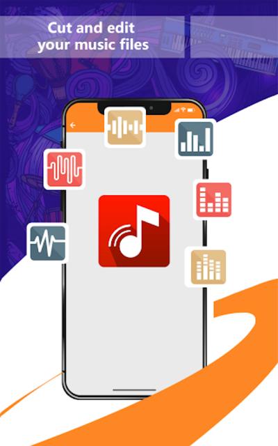 Ringtone Maker - Ringtone Cutter From Mp3 screenshot 5