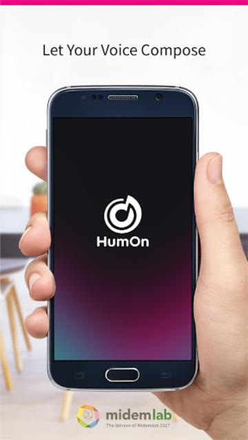 HumOn - Simplest Music Maker screenshot 1
