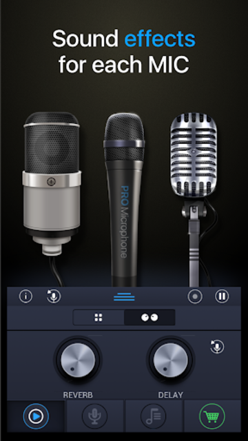 Pro Microphone screenshot 2