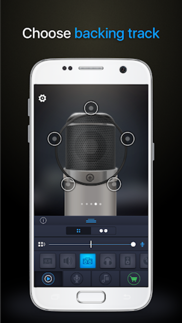 Pro Microphone screenshot 3