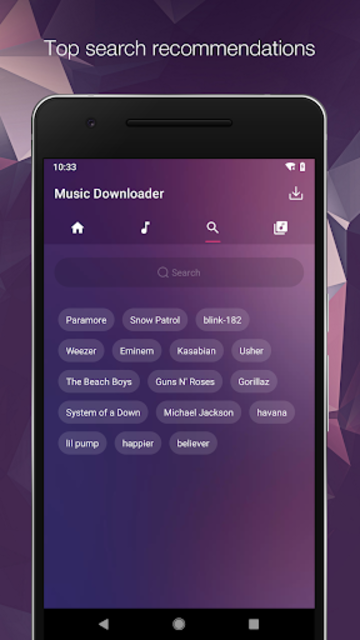 MP3 Music Downloader & Free Mp3 screenshot 5
