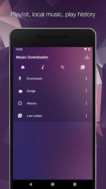 MP3 Music Downloader & Free Mp3 screenshot 6