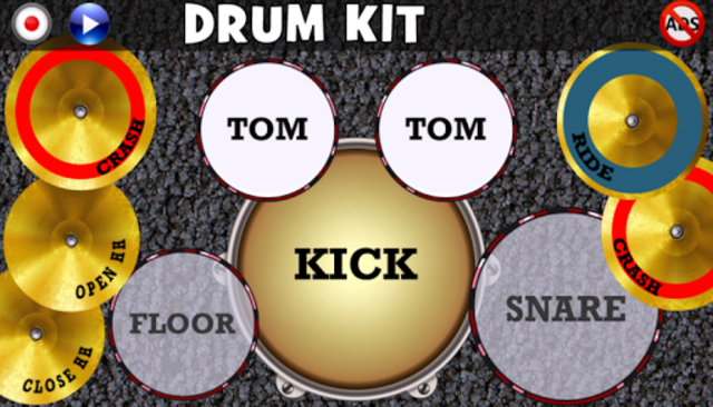 Drum Kit(No Ads) screenshot 7