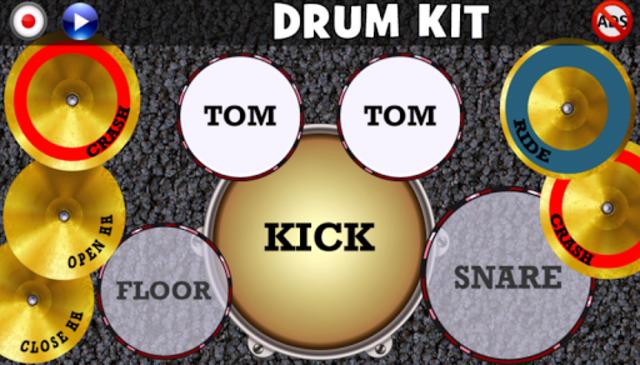 Drum Kit(No Ads) screenshot 14