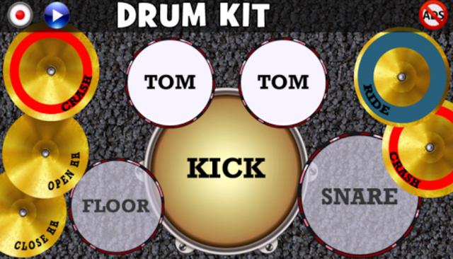 Drum Kit(No Ads) screenshot 20