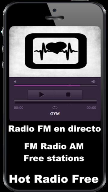 FM Radio Internet screenshot 3
