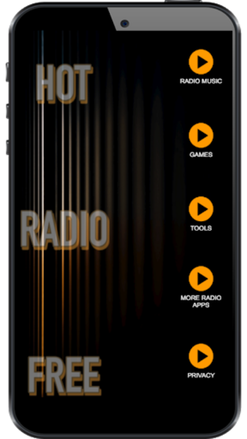 FM Radio Internet screenshot 7