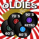 Icon for Oldies 60s 70s 80s 90s Radios. Retro Radios Free