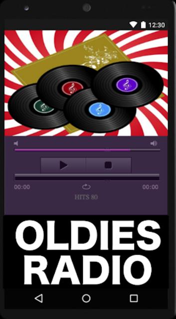 Oldies 60s 70s 80s 90s Radios. Retro Radios Free screenshot 6