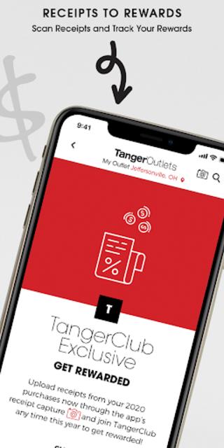 Tanger Outlets screenshot 4