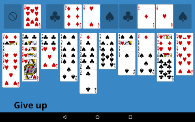 Forty Thieves Solitaire screenshot 6