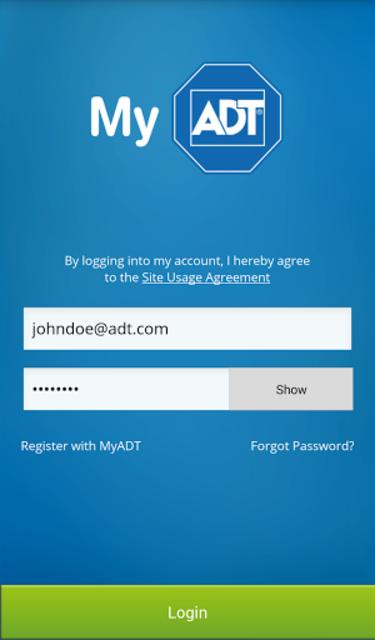 MyADT: ADT Customer Service screenshot 1
