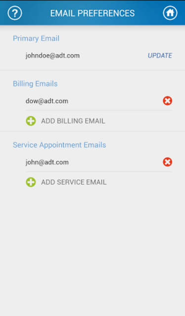 MyADT: ADT Customer Service screenshot 5