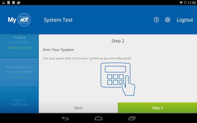 MyADT: ADT Customer Service screenshot 8