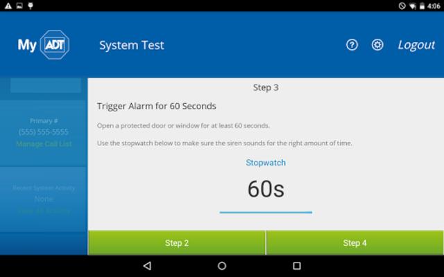 MyADT: ADT Customer Service screenshot 9