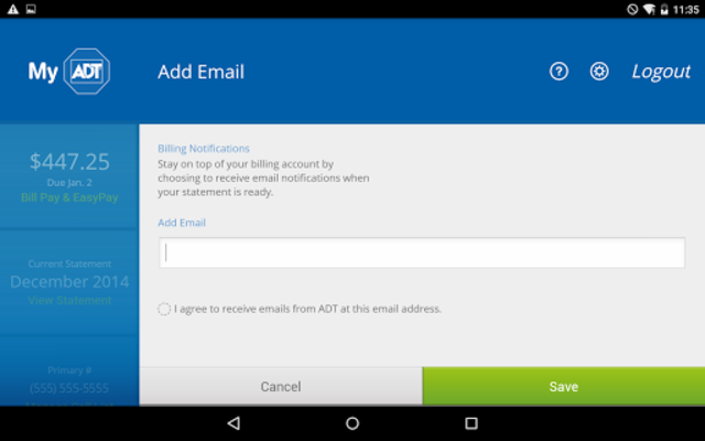 MyADT: ADT Customer Service screenshot 12