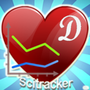 Icon for Diabetes, Blood Pressure, Health Tracker App