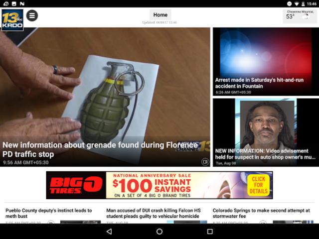 NewsChannel 13 KRDO.com screenshot 12
