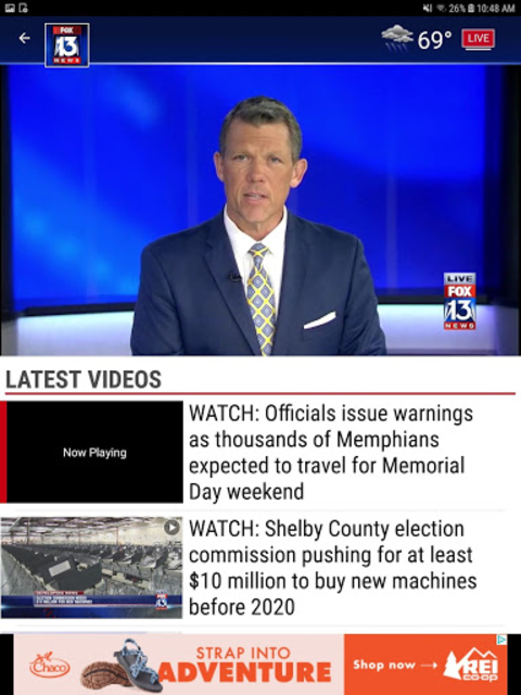 FOX13 Memphis screenshot 11